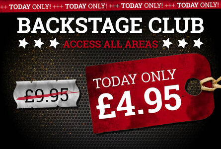 Get to know the Backstage Club now!