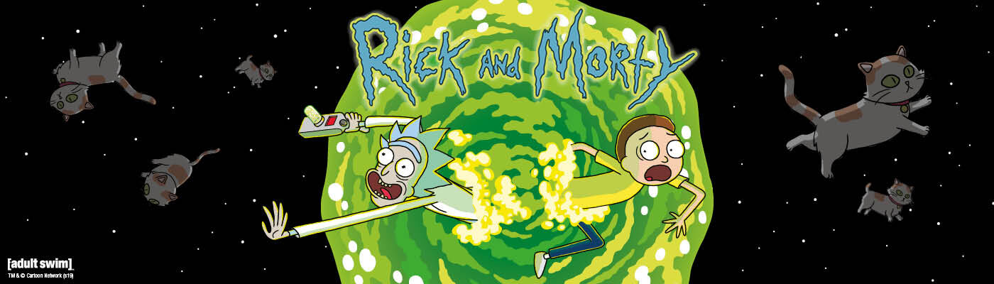 94c511f6d8a9ea Rick & Morty Fan Merchandise & Clothing | TV Merchandise | At EMP