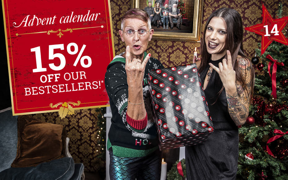 15% off our bestsellers!*