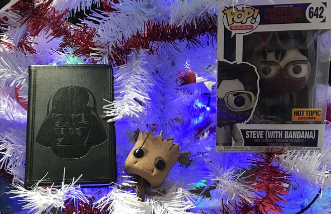 Gift ideas for a TV series and movie addict!