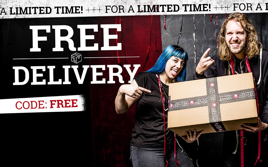 FREE DELIVERY!*