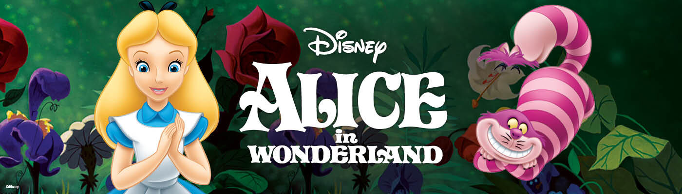 698a99b4ca7 Alice In Wonderland Merchandise & Clothing | Movie Merchandise | EMP