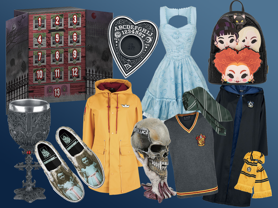 Our Top 10 Items For Halloween!