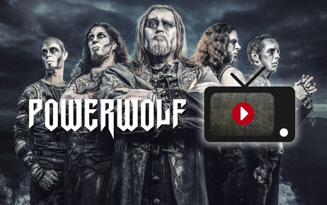 The new Powerwolf video!