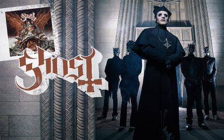 Preorder the new Ghost masterpiece!