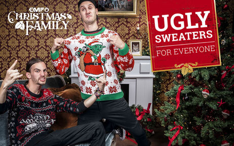 Ugly sweaters for everyone