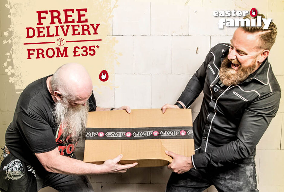Order now with free delivery!