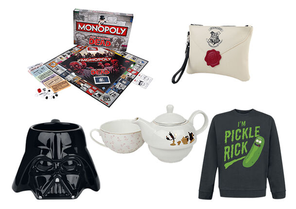 EMP's Alternative Christmas Gift Guide