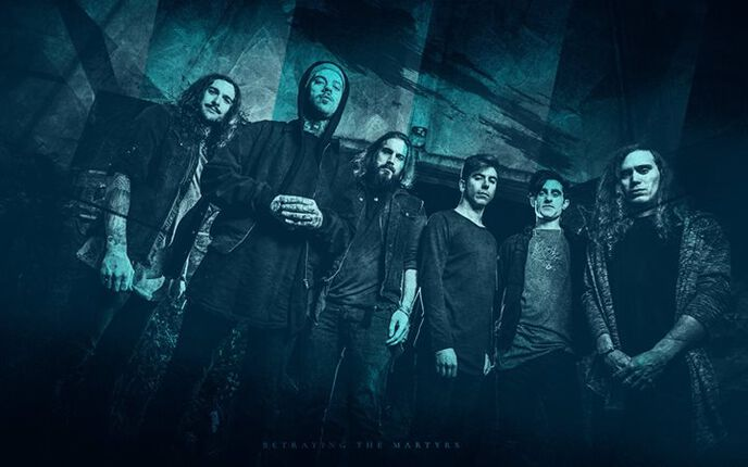 Interview with Aaron Matts from Betraying The Martyrs – London