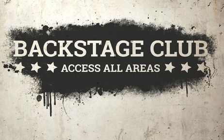 To the Backstage Club
