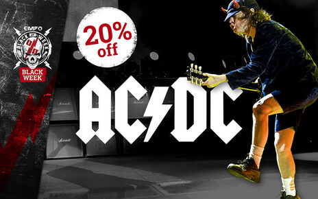 Get 20% discount on a selected AC/DC range!