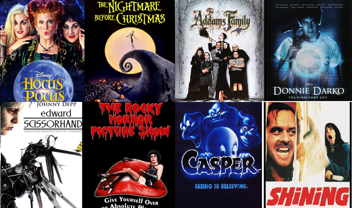 Must-see movies to watch this October in the run-up to Halloween