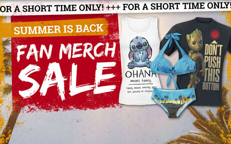 Fan merch - Now discounted!