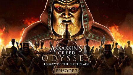 Assassin's Creed Odyssey – das Erbe der Assassinen