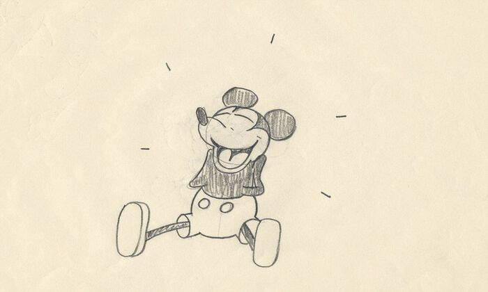 90 Years of Mickey Mouse