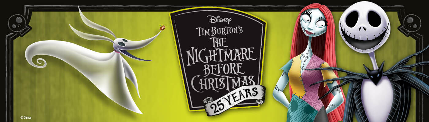 10149a6379777c The Nightmare Before Christmas Merch & Clothing | Movie Merch | EMP