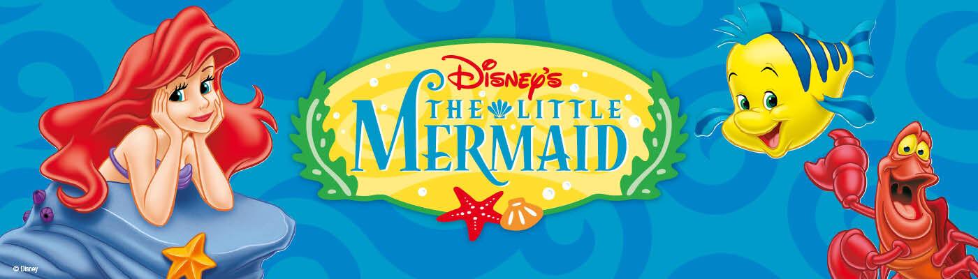 53f12cb7b337 The Little Mermaid Fan Merch| EMP Disney Merchandise