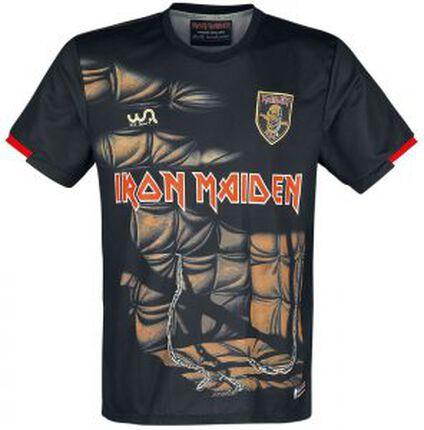 **NEW** Iron Maiden Piece Of Mind Trikot T-Shirt – Now at EMP!