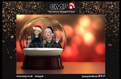 EMP Christmas Blogger Event