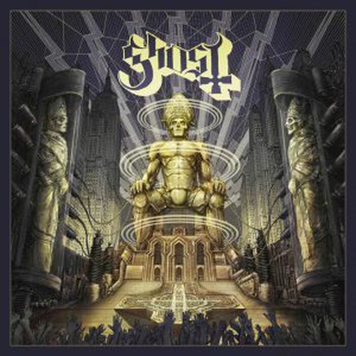 January's New Album Releases ft Ghost & Black Label Society