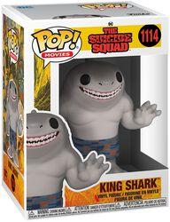 King Shark Vinyl Figure 1114