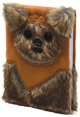 Ewok - Notebook (Fluffy)