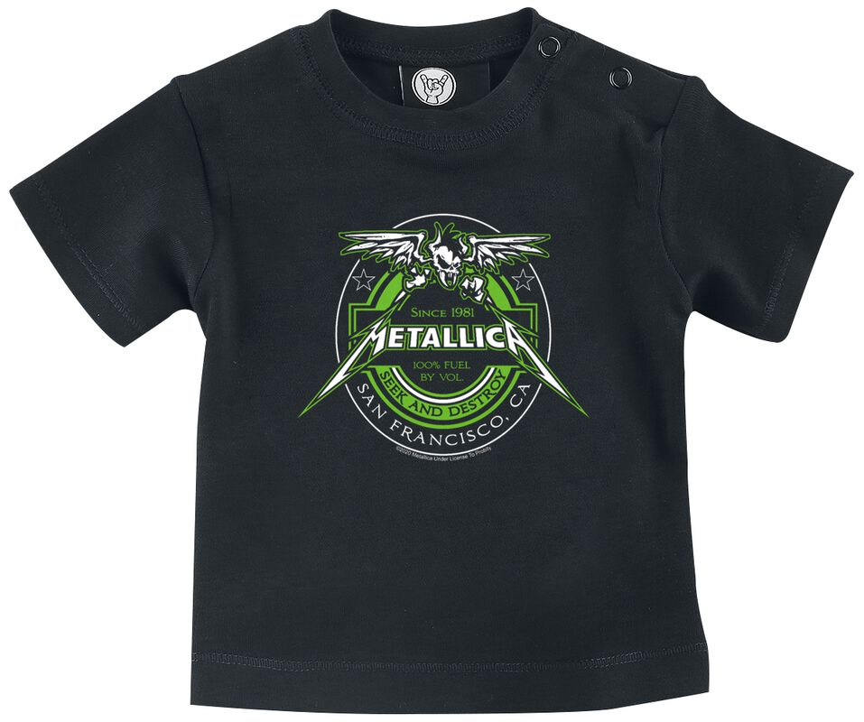 Metal-Kids Collection - Fuel Baby