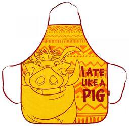 Pumba - I Ate Like A Pig