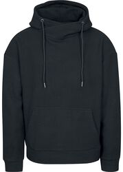 Polar Fleece High Neck Hoody