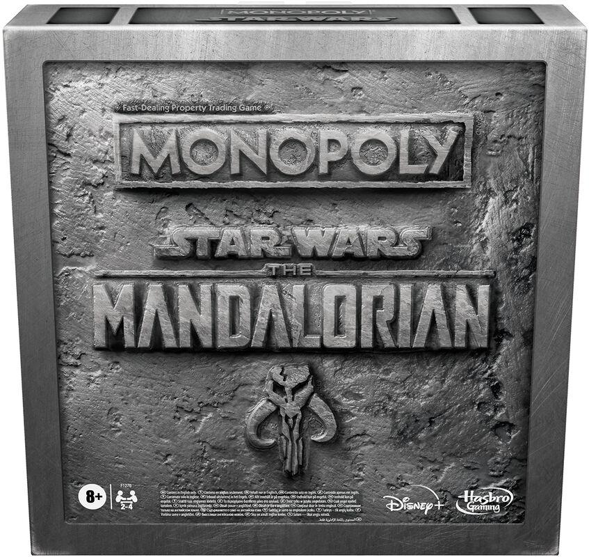 The Mandalorian - Monopoly