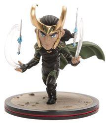 3 - Ragnarok - Q-Figur Loki (Diorama)