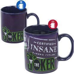 Joker - Heat-Change Mug
