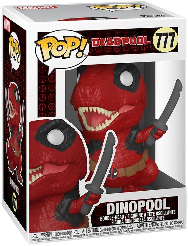 30th Anniversary - Dinopool Vinyl Figure 777