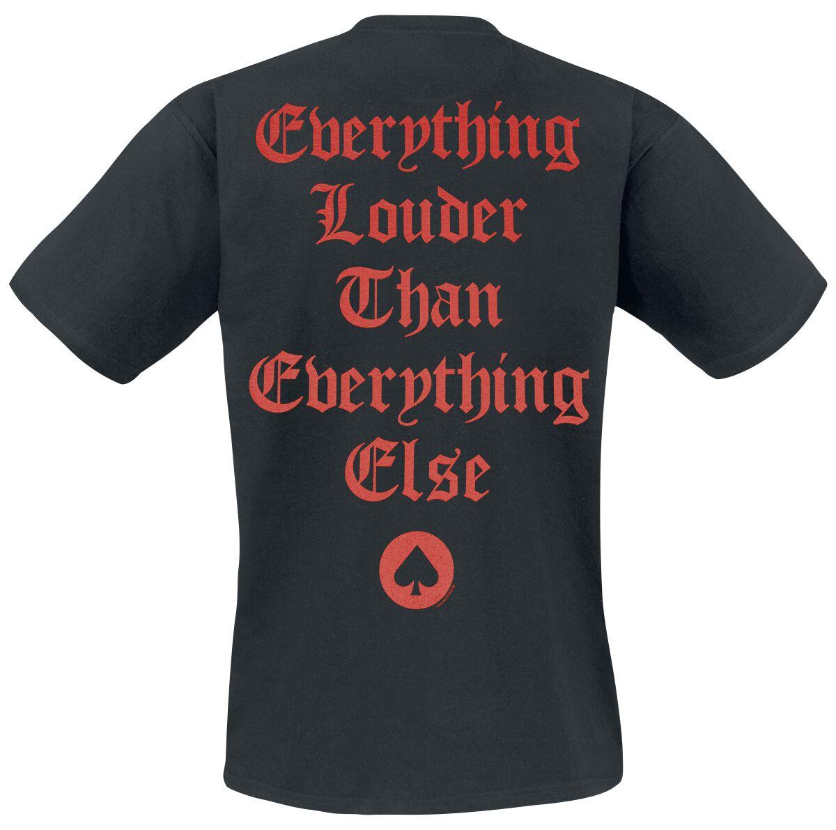 ad08a70a Motörhead. England. T-Shirt. 28 Reviews