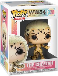 1984 - The Cheetah Vinyl Figure 328