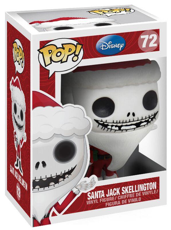 Santa Jack Skellington Vinyl Figure 72