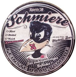 Very Firm Hold Hair Pomade