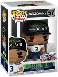 Seattle Seahawks - Russell Wilson Vinyl Figure 57