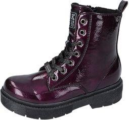 Lilac Patent PU Boots