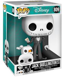 Jack Skellington With Zero (Life Size) Vinyl Figure 809