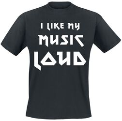 I Like My Music Loud