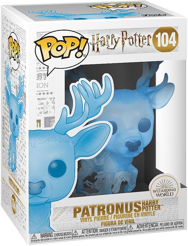 Patronus Harry Potter Vinyl Figure 104