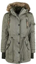 Layla Girls Parka