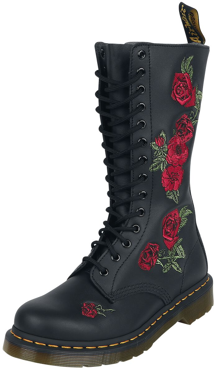 be5b771c9a38 Dr. Martens. Vonda Embroidery Boot. Boot