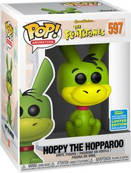 The Flintstones SDCC 2019 - Hoppy the Hopparoo (Funko Shop Europe) Vinyl Figure 597
