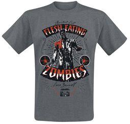 Flesh Eating Zombies