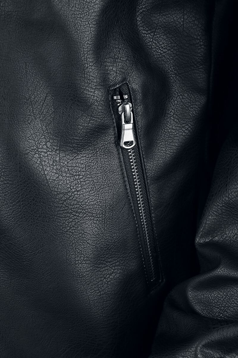 124c65fe3 Southside Serpents | Riverdale Imitation Leather Jacket | EMP