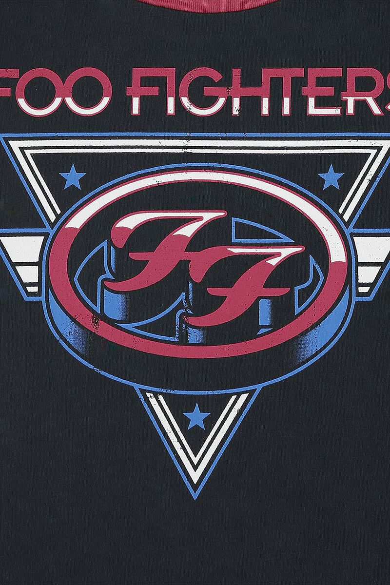 Emp Signature Collection Foo Fighters Long Sleeve Shirt Emp