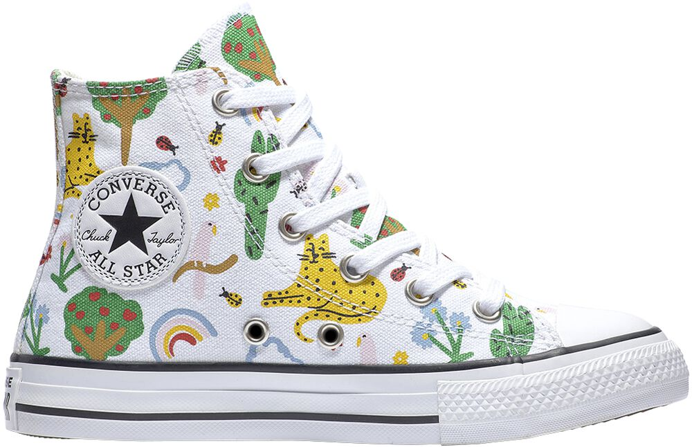Chuck Taylor All Star - Rainbow and Animals