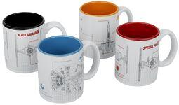 Blueprints - Espresso Cups